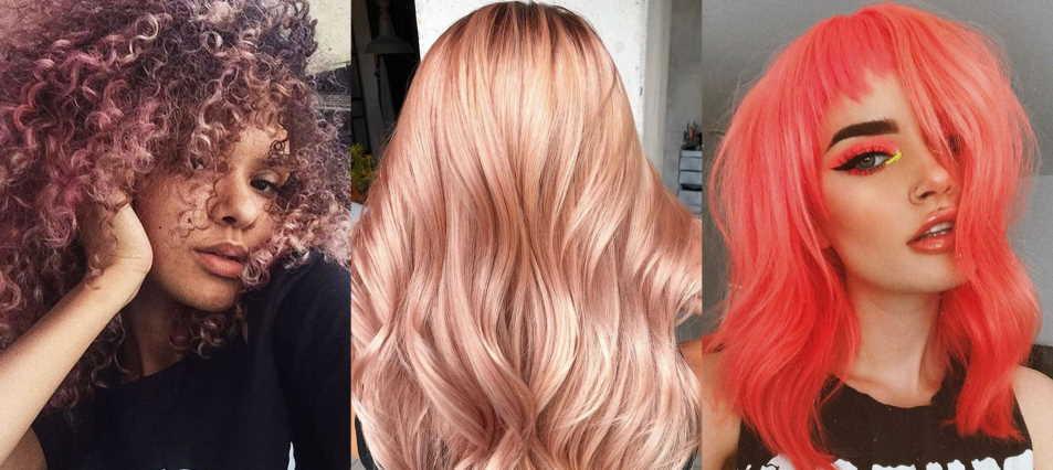 female hair dye